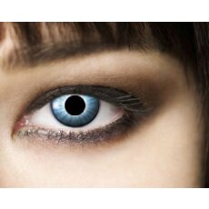 Farbig Blaue Kontaktlinsen New Blue Electro 12 Monate
